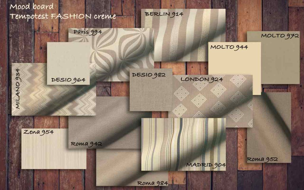 Mood Board FASHION beige