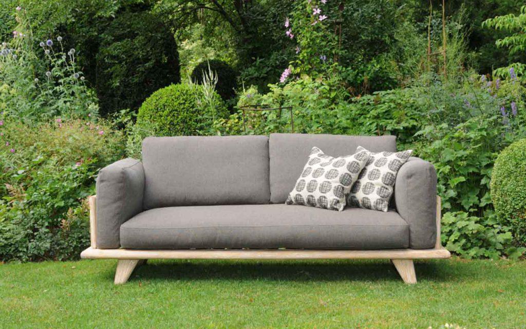 Snuggle lounge sofa reclaimed - Garten couch lounge ...